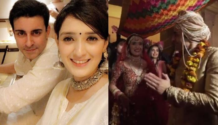 Gautam Rode Shares Wedding Video Of Him Dancing On 'Main Joru Ka Ghulam' For Wife, Pankhuri Awasthy