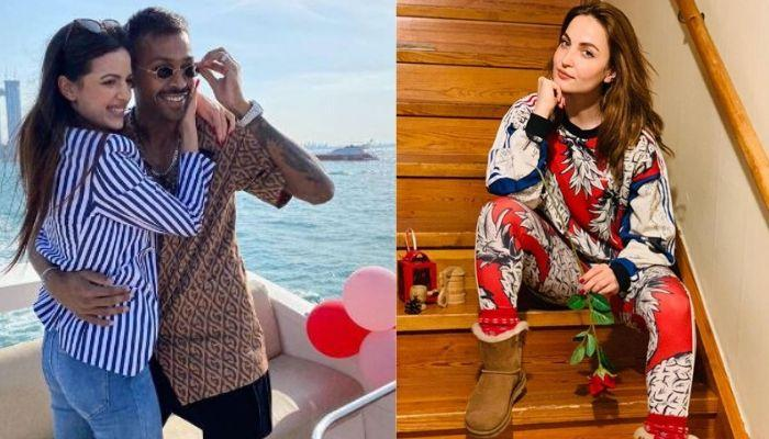 After Hardik's Marriage With Pregnant Wife, Natasa, His Ex- Elli AvrRam Explains Her Cryptic Post