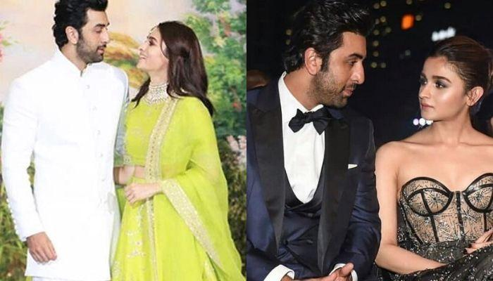 Ranbir Kapoor And Alia Bhatt's Unseen Picture From Their First Official Public Appearance Together