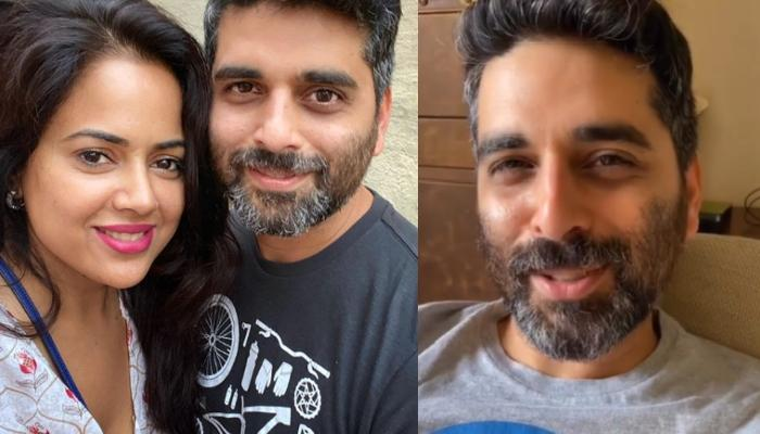 Sameera Reddy Gave A Haircut To Hubby, Akshai Varde And His Reaction Is Every Husband Ever