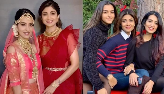 Shilpa Shetty Kundra Wishes Her Sister-In-Law On Her Birthday With Beautiful Unseen Memories [VIDEO]