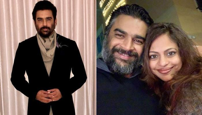 R Madhavan Posts A Cute Anniversary Note For Wife, Sarita Birje, Admits He's Fortunate To Have Her