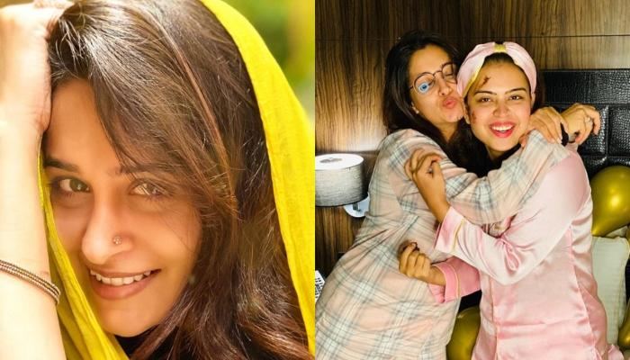 Dipika Kakar Bakes An Eggless Cake From Scratch, Get Loads Of Love From Her 'Nanad', Saba Ibrahim
