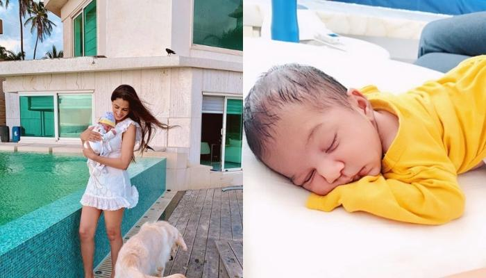 Smriti Khanna Is Impatient For Little Angel, Anayka To Look Like A Girl, Gives Her A 'Baby Makeover'