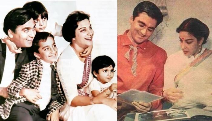 Happy Birthday Sunil Dutt: From A Radio Jockey To A Famed Actor And The Man Who Redefined Fatherhood