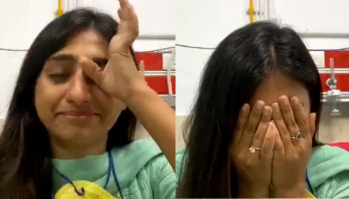 Mohena Kumari Singh Gets Emotional While Speaking Her Heart Out After Being Tested COVID-19 Positive