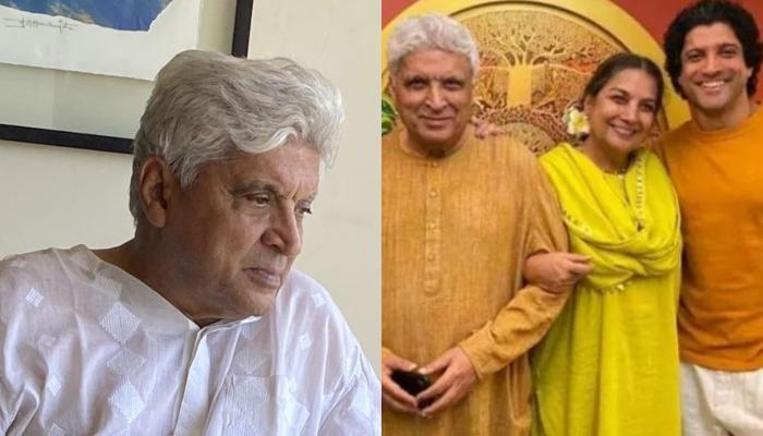 Javed Akhtar Wins Prestigious Richard Dawkins Award, Farhan Akhtar, Zoya And Shabana Azmi Are Proud
