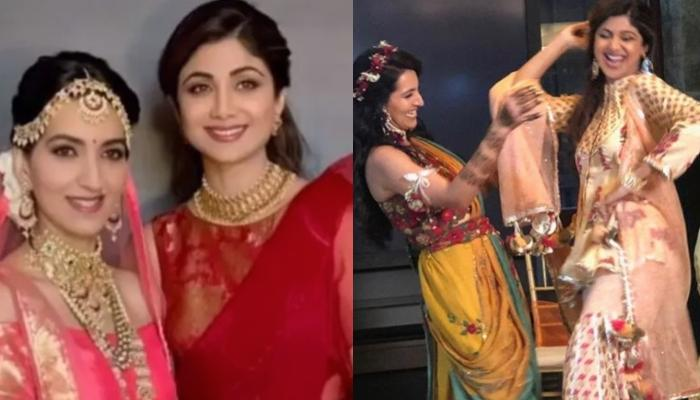 Shilpa Shetty Kundra's Sister-In-Law Reena Kundra Wishes Her 'Gemini Twin', SSK On Her 45th Birthday