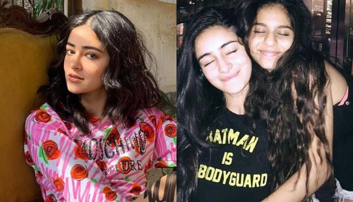 Ananya Panday Posted Cute Sun-Kissed Selfies, Her Bestie, Suhana Khan Dropped Flirtatious Comment