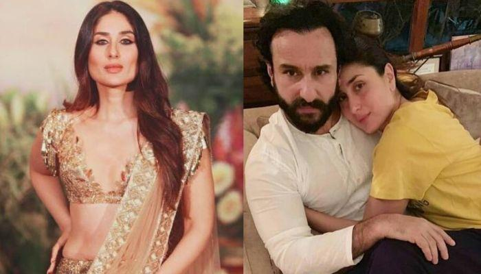 Kareena Kapoor Had Admitted Being Jealous When Saif Ali Khan Talks To A Pretty Girl, Video Inside