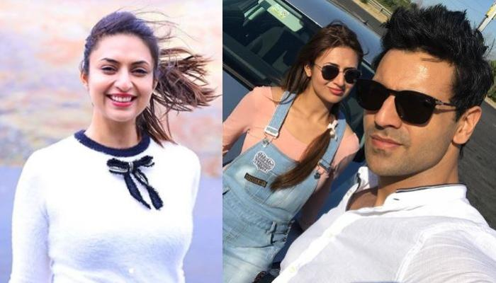 Divyanka Tripathi Dahiya Never Skips A Chance To Click Hubby, Vivek Dahiya Even When He's Not Posing