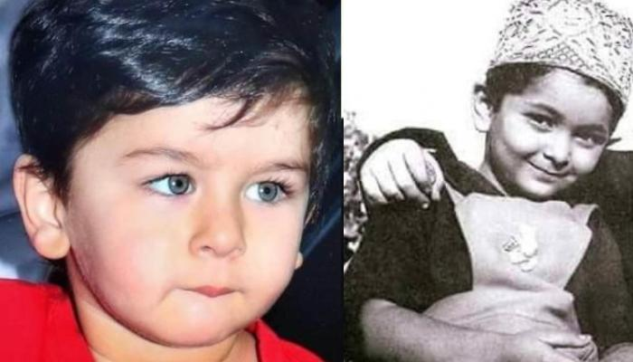 Rishi Kapoor Reminds Us Of Taimur In This Throwback Picture With Ritu Nanda And Randhir Kapoor