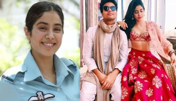 Janhvi Kapoor Shares Teaser Of Gunjan Saxena The Kargil Girl Once Rumoured Beau Akshat Reacts