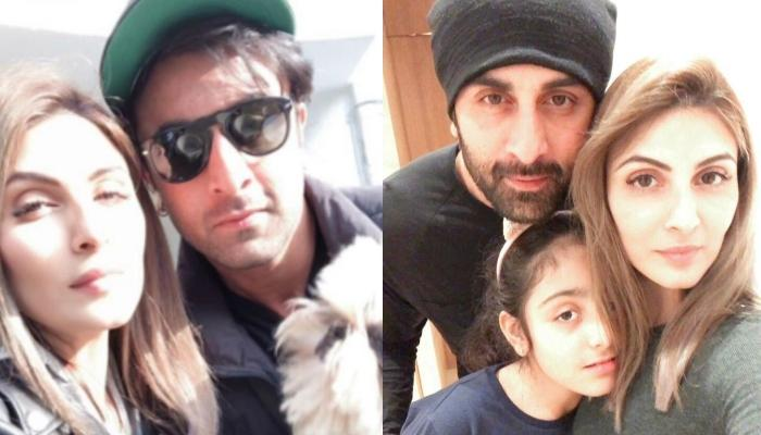 Ranbir Kapoor Used To Steal Clothes From Sister, Riddhima's Closet To Gift It To His Crushes