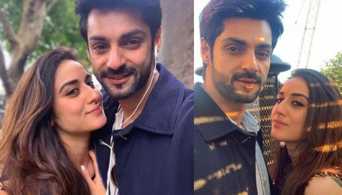 On Karan Wahi's Birthday, His Girlfriend, Uditi Singh Baked A Cake For Him And Shared Rare Photos