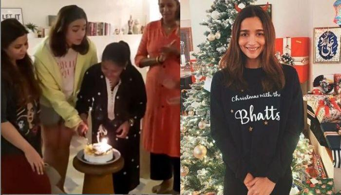 Alia Bhatt And Family Celebrated The 'Dream Birthday' Of Their House Help, Rashida [Video Inside]