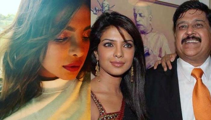 Priyanka Chopra Jonas Shares A Rare Photo Of Her Dad, Ashok Chopra, Admits She Misses Him Everyday