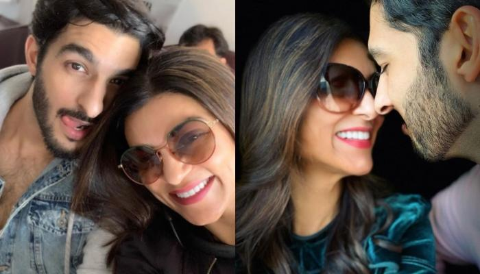 Sushmita Sen Shares Why Her Beau Rohman Shawl Kept Hiding His Age During Their Initial Conversations