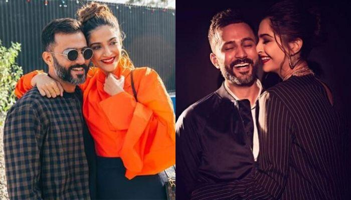 Anand S Ahuja Secretly Captures His 'World' Sonam's Workout Session, She Has A Millennial Reaction