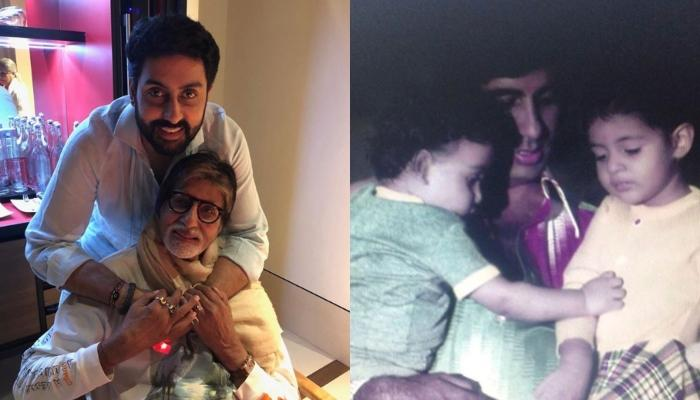 Abhishek Bachchan Recalls How He Was Thrown Out From The Sets Of His Father's Film 'Pukar'