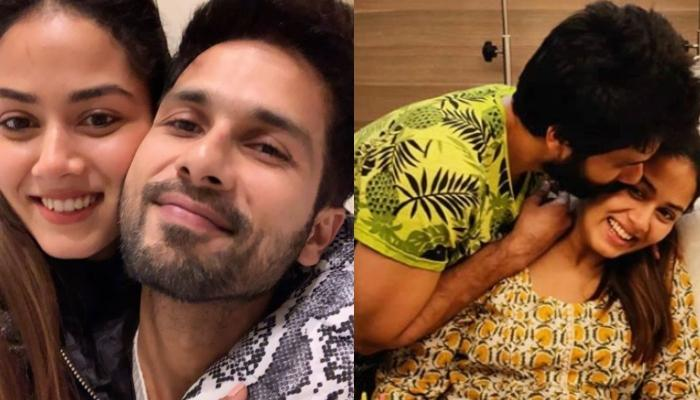 Shahid Kapoor Treats Wife Mira Kapoor With 'Best Pasta' As He Cooks For The First Time In Five Years