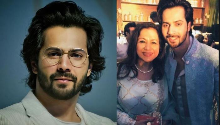 Varun Dhawan Shares Photo With Mom, Karuna Dhawan On Her Birthday, Looks Like She's Aging In Reverse