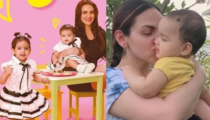 Esha Deol Celebrates Daughter, Miraya Takhtani's First Birthday With Scrumptious Unicorn-Themed Cake