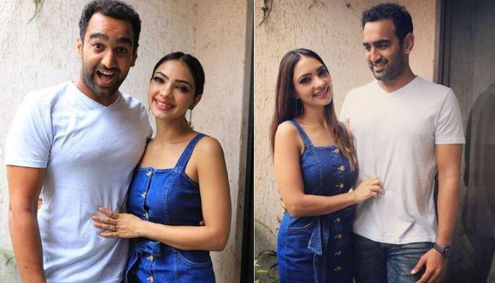 Pooja Banerjee Talks About Marrying Her 4th Standard Friend, Sandeep, Believes In 'Pyaar Dosti Hai'