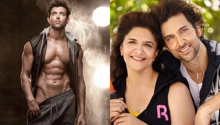 Hrithik Roshan's Mom Reveals What Was He Always Curious About On Birthdays, His Reply Is Unmissable