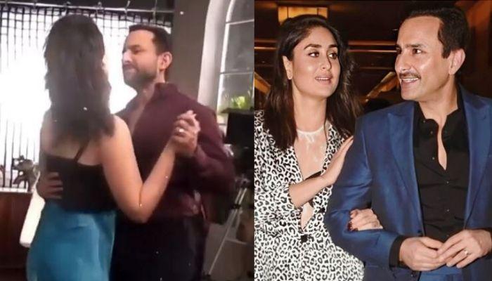 Kareena Kapoor Khan And Saif Ali Khan Enjoy Their 'Us' Moment And Dance Their Heart Out [Video]
