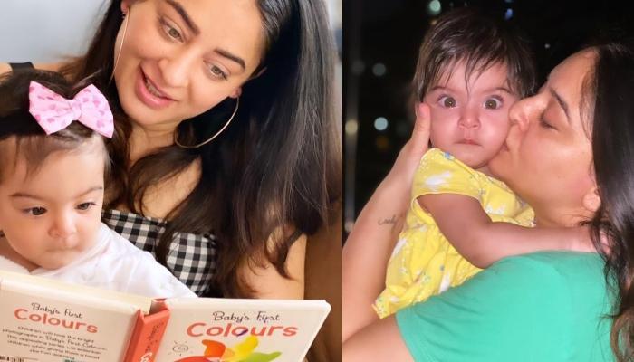 Mahhi Vij Pens A Thank You Note For Her Little Daughter, Tara Jay Bhanushali