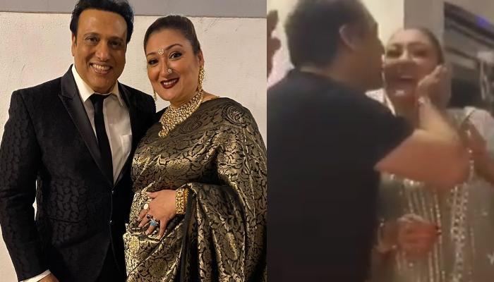 Govinda Celebrates His Wife, Sunita Ahuja's 50th Birthday With Family And Friends