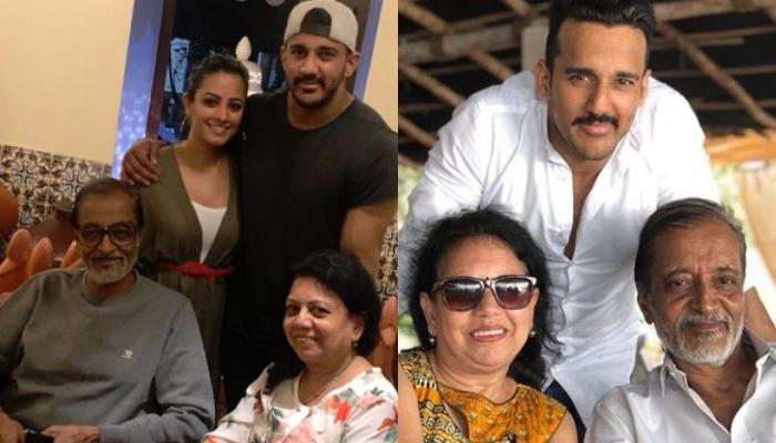 Anita Hassanandani's Husband, Rohit Reddy Shares Video Of His Late Father With A Strong Message
