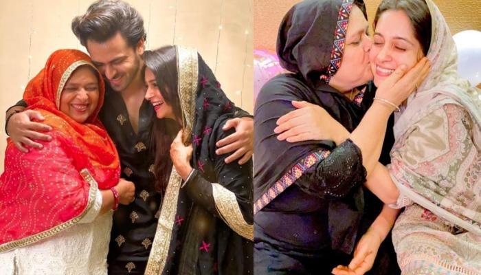 Dipika Kakar Ibrahim Reveals Her Ammi Had Worn A Dupatta Made By Her On Eid, Feels 'Blessed' [Video]