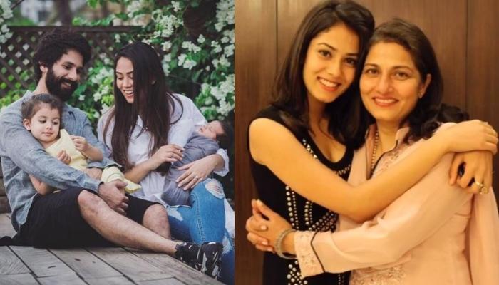 Mira Rajput Kapoor Wishes Her Mom On 60th Birthday, Posts Lovely Memories With Grandkids Misha, Zain