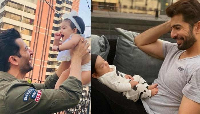 Jay Bhanushali Is Excited For His First-Ever Father's Day With Daughter, Tara, Shares Cute Pictures