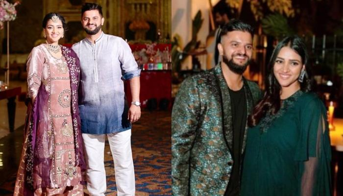 Suresh Raina Wishes To See The World With His Wife, Priyanka Raina, In His Birthday Wish For Her