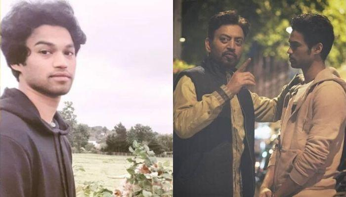 Irrfan Khan's Son, Babil Khan Looks Exactly Like His Late Father's Younger Version, Shares The Proof