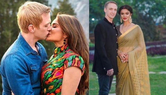 Aashka Goradia And Hubby, Brent Share Their Meaning Of Love To Wish Each Other Love Anniversary