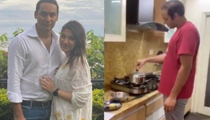 Anam Mirza's Hubby, Mohammad Asaduddin Treats Her With A Delicious Meal, Proud Wife Shares A Glimpse