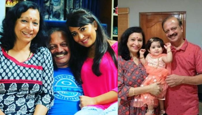 Radhika Pandit Wishes Parents 'Happy Anniversary', Shares Cutesy Photo, Calls Them 'Favorite Couple'