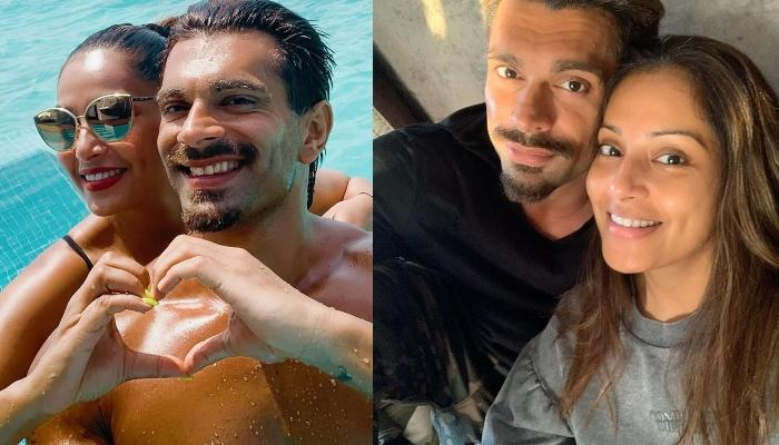 Karan Singh Grover goes gaga about his newly wedded wife ... |Karan Singh Grover And His New Wife