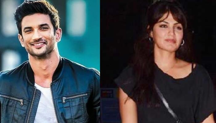 Sushant Singh Rajput's Family Had Told His GF, Rhea Chakraborty To Not Attend Actor's Funeral