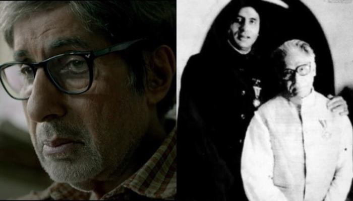 Amitabh Bachchan Pens Down A Life-Lesson Given By His Father, Harivansh Rai Bachchan At A Low Phase