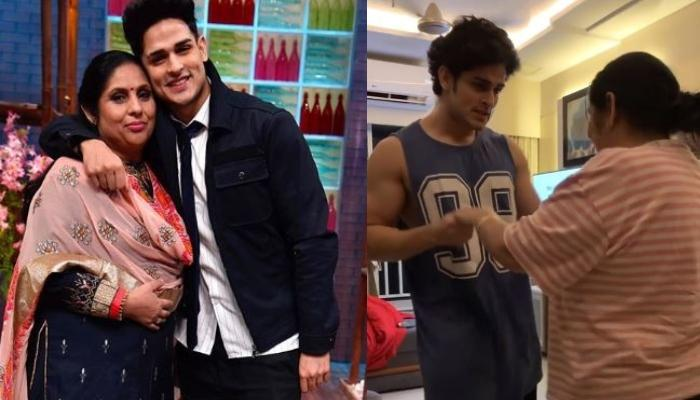 Priyank Sharma Posts The Cutest Video Of Him Dancing With His Mother, Calls Her 'Senorita For Life'