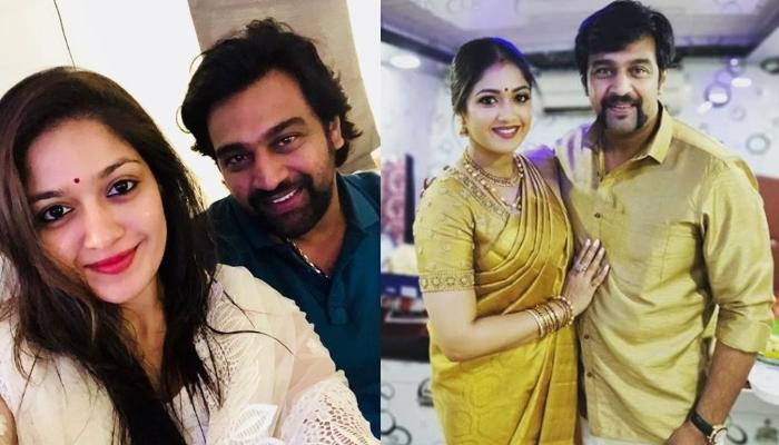 Late Chiranjeevi Sarja's Wife, Meghana Raj's Heartbreaking Note, 'I See The Door But You Don't Come'
