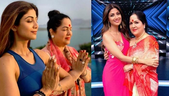 Shilpa Shetty Kundra Wishes Mother, Sunanda Shetty On Her Birthday, Says 'You Make Me The Best'