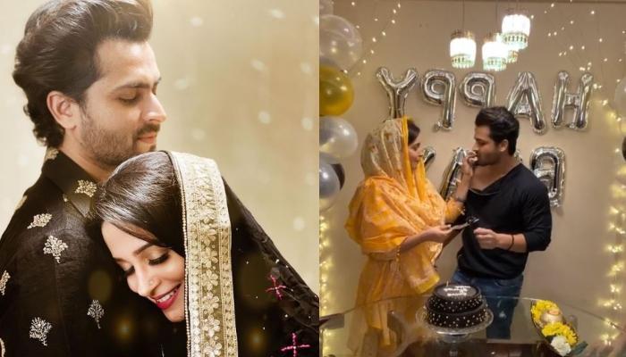 Dipika Kakar Bakes Cake On Her Hubby, Shoaib Ibrahim's 33rd Birthday, Actor Shares Celebration Video