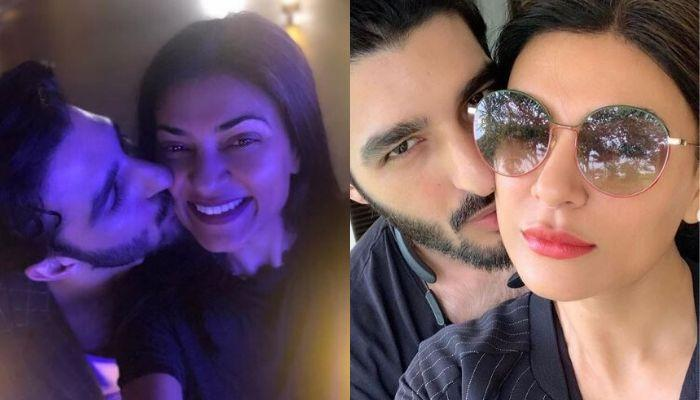 Sushmita Sen Thanks Beau, Rohman Shawl For Holding Her Hand As He Pens A Supportive Note For Her