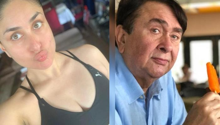 Kareena Kapoor Khan Shares An Adorable Father's Day Wish For Her Daddy, Randhir Kapoor
